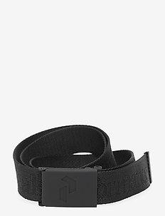 Jr Rider Belt - accessoires - black