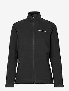 W Velox Jacket - kurtki golfowe - black