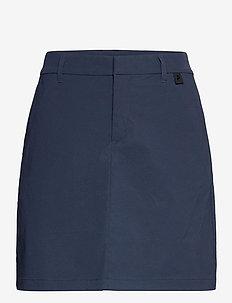 W Illusion Skirt - urheiluhameet - blue shadow
