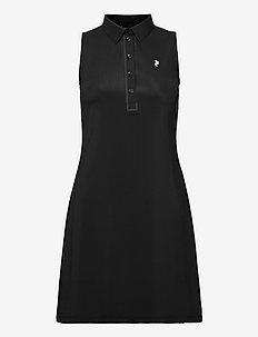 W Trinity Dress - t-shirtkjoler - black