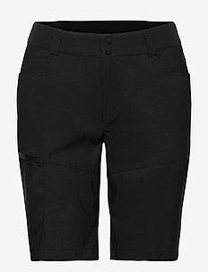 W Iconiq Long shorts - wandel korte broek - black