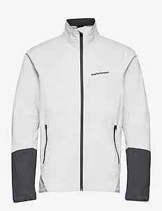 M Velox Jacket - golf jassen - antarctica   deep earth