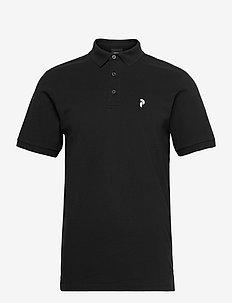 M Classic Polo - kortærmede - black