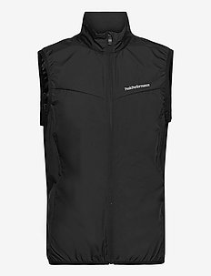 M Meadow Wind Vest - golf jassen - black   black