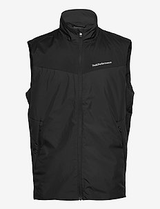 M Meadow Vest - golf jassen - black   black