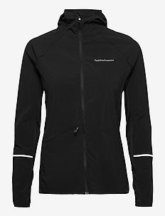 W Alum Light Jacket - koulutustakit - black