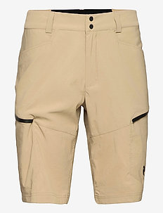 M Iconiq Cargo shorts - wandel korte broek - true beige