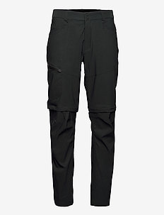 M Iconiq Zip Off Pant - outdoor pants - black