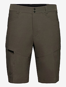 M Iconiq Long Shorts - wandel korte broek - black olive