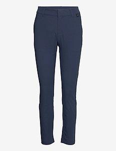 W Illusion Pants - golfbukser - blue shadow