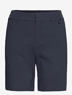 W Illusion Shorts - wandel korte broek - blue shadow