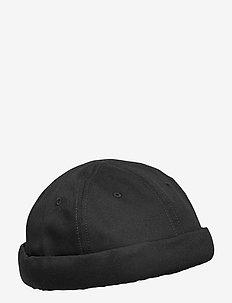 Dock Hat - bonnets - black
