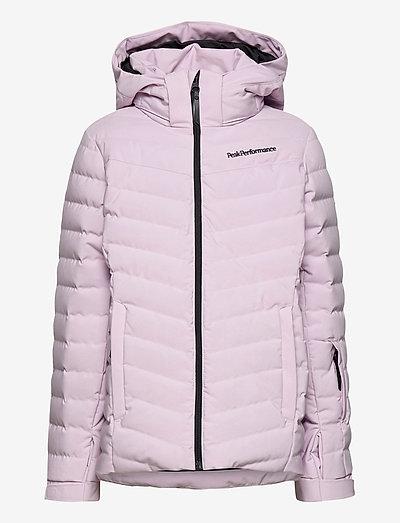 Jr Frost Ski Jacket Cold Blush - veste rembourrée - cold blush
