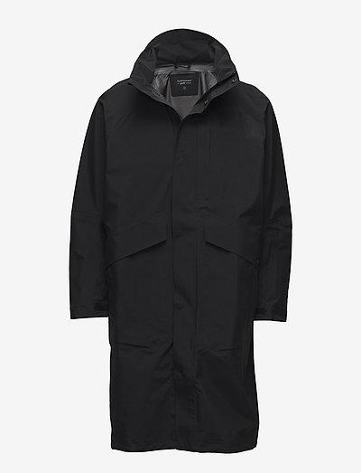 ARC J - manteaux legères - black