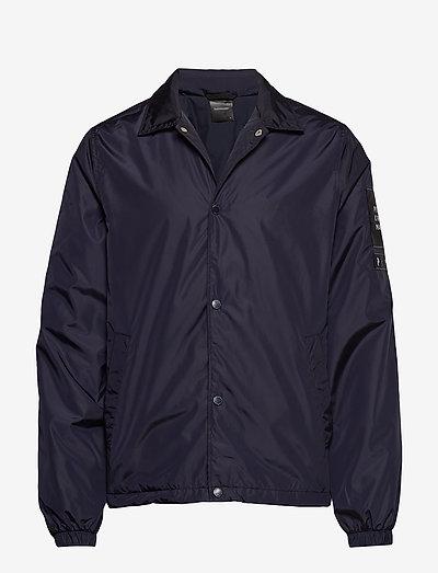 COACH J - vestes d'extérieur et de pluie - salute blue