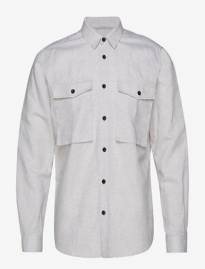 DEAN MLIS - chemises de lin - antarctica