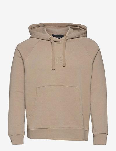 W Original Light Hood - pulls à capuche - celsian beige