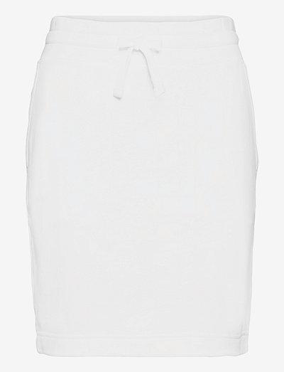 W Original Light Skirt - urheiluhameet - white