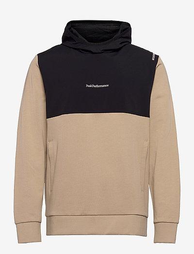 M Stowaway Hood - pulls a capuche - celsian beige   black