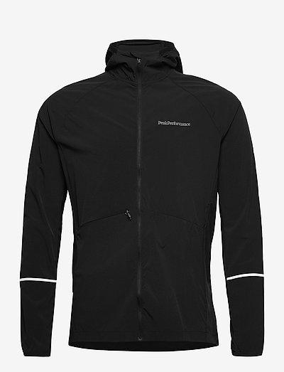 M Alum Light Jacket - vestes d'extérieur et de pluie - black