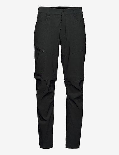 M Iconiq Zip Off Pant - pantalon de randonnée - black