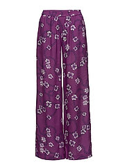 LAMPARA - 002-PURPLE PATTERN