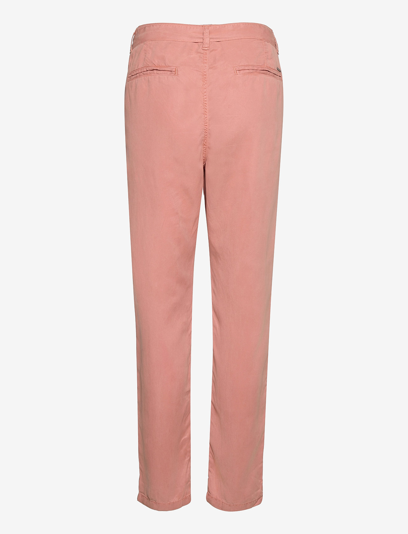 Pepe Jeans London - DRIFTER - straight leg trousers - washed pink - 1