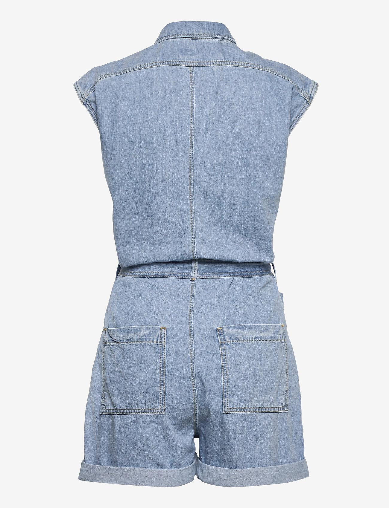 Pepe Jeans London - GEMINI - jumpsuits - denim - 1