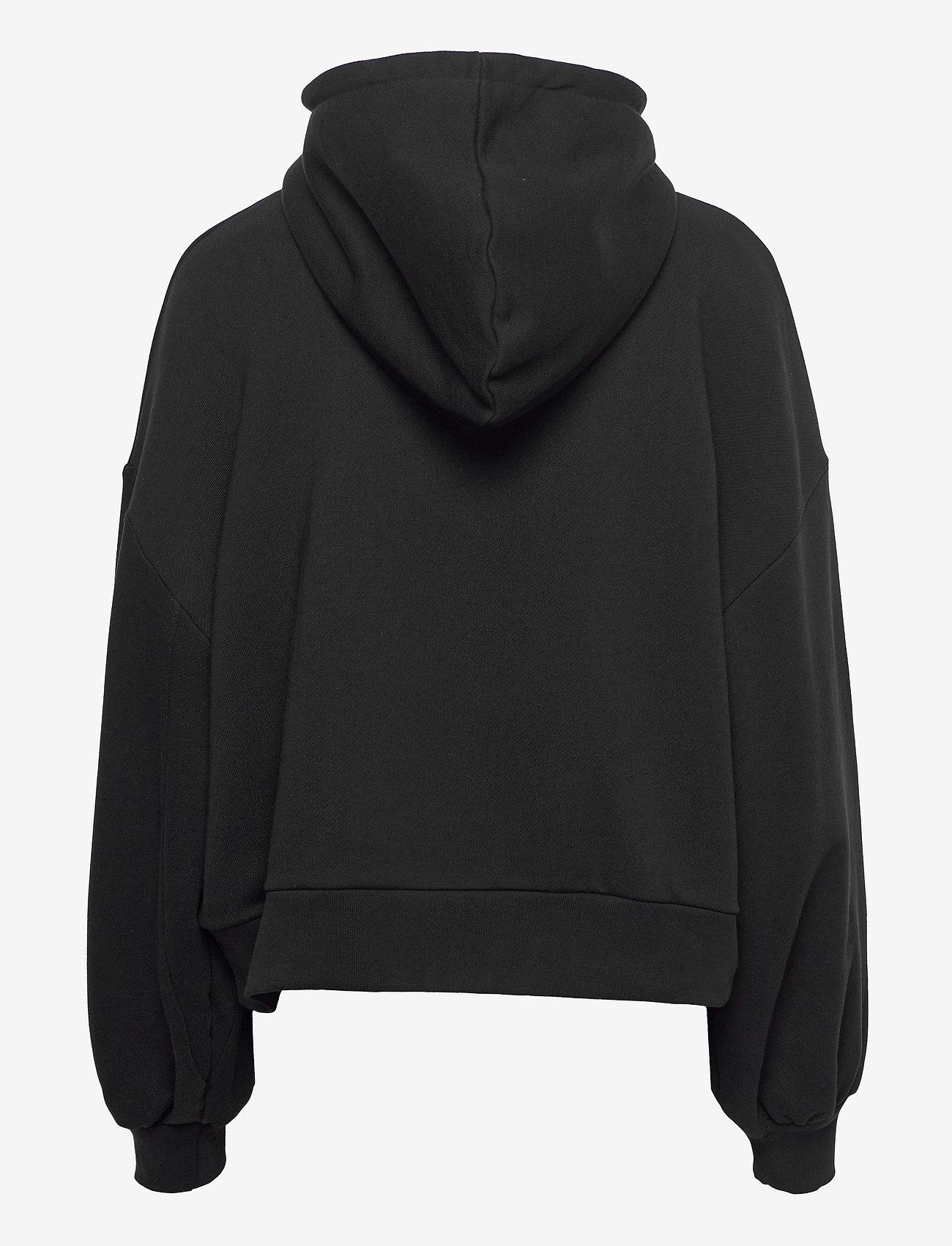 Pepe Jeans London - GRETA - hættetrøjer - black - 1