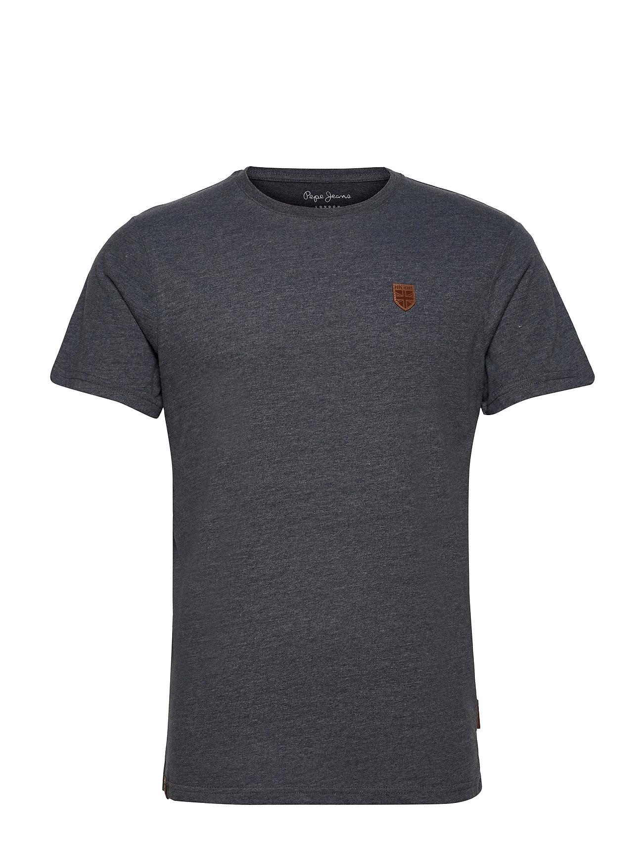Gavin T-shirt Blå Pepe Jeans London