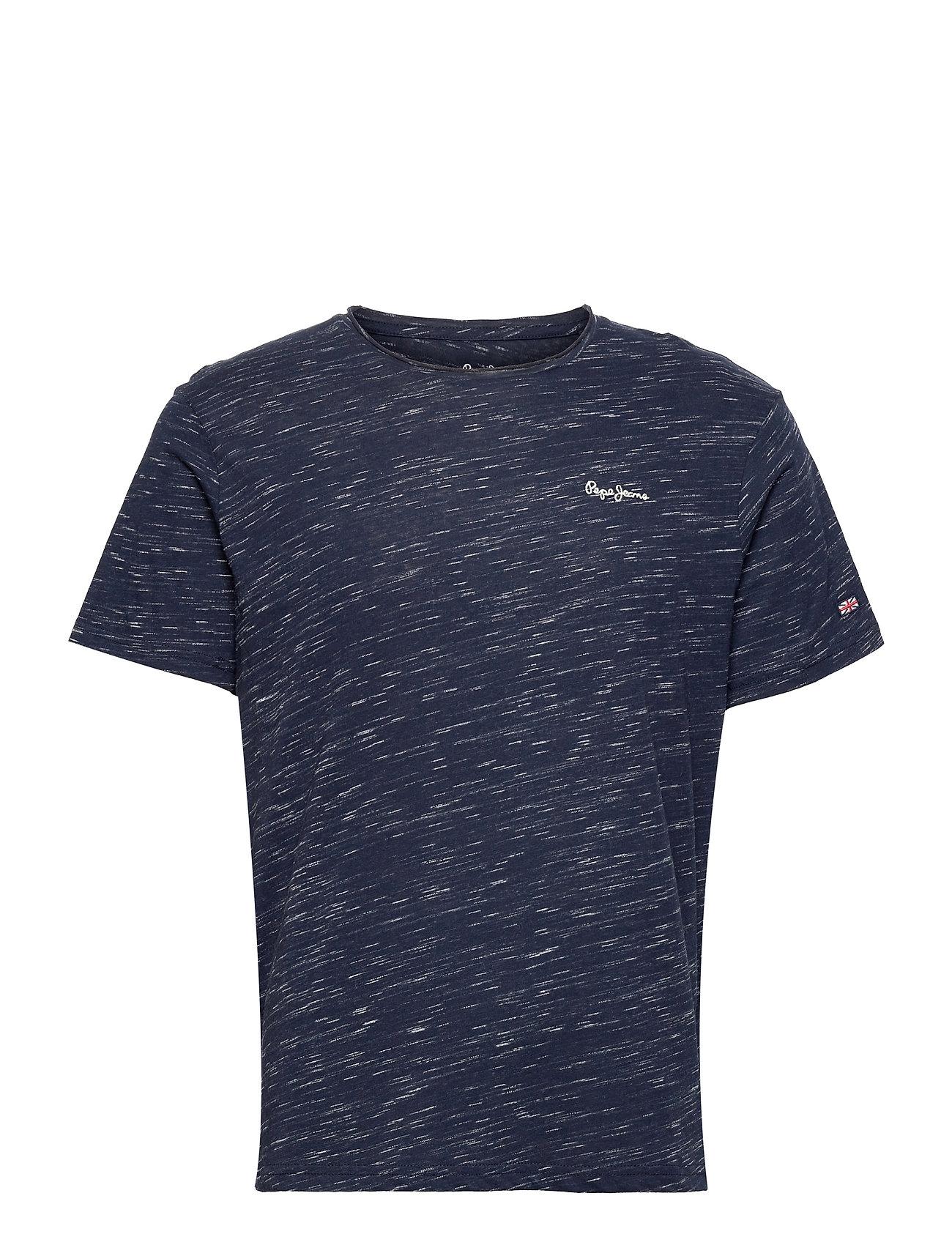 Image of Paul 4 T-shirt Blå Pepe Jeans London (3539795231)