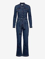 Pepe Jeans London - CARRIE - jumpsuits - denim - 0