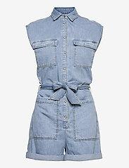 Pepe Jeans London - GEMINI - jumpsuits - denim - 0