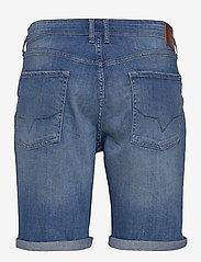 Pepe Jeans London - CALLEN SHORT - denim shorts - denim - 1