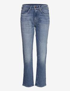 MARY - straight jeans - denim