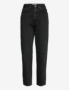 RACHEL - mom jeans - denim