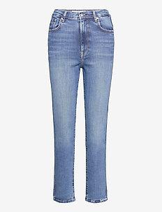 DUA 80'S - straight jeans - denim