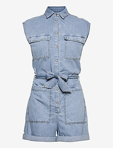 GEMINI - jumpsuits - denim