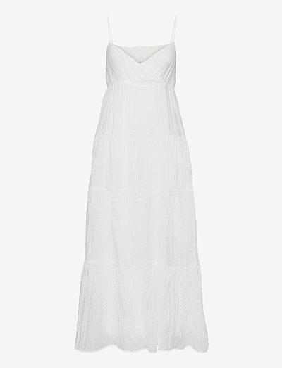 ANAE - maxi sukienki - white