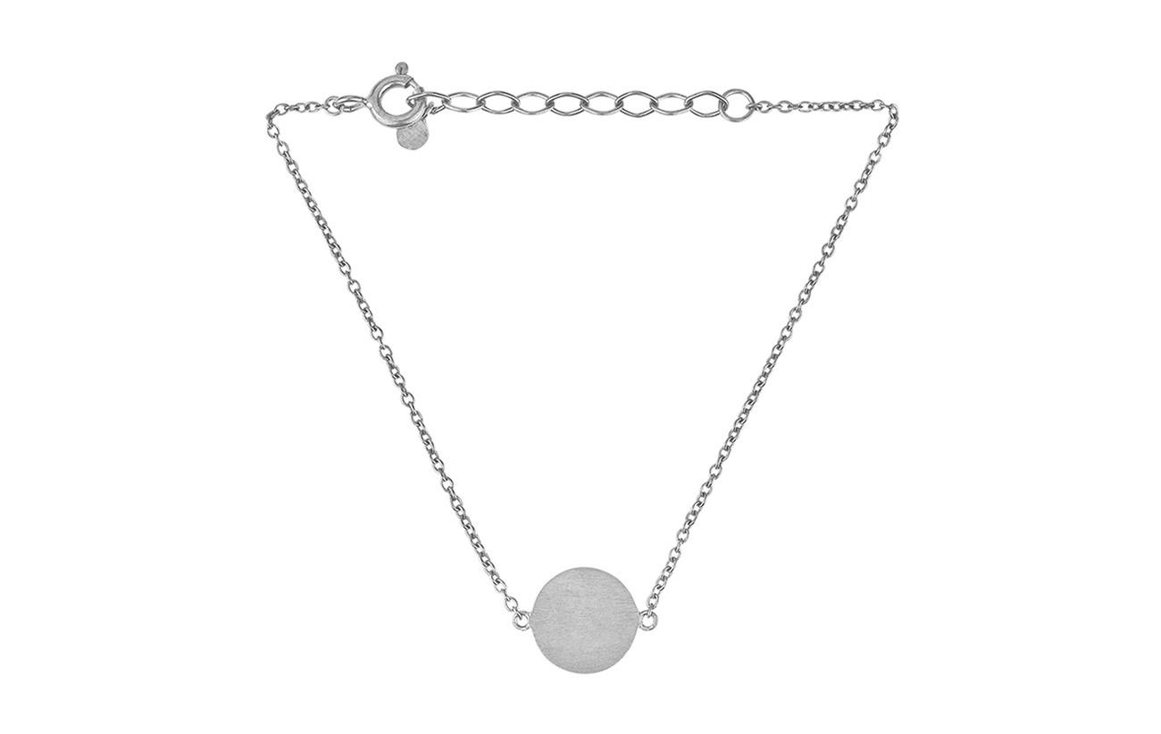 Pernille Corydon Small Coin Bracelet - SILVER