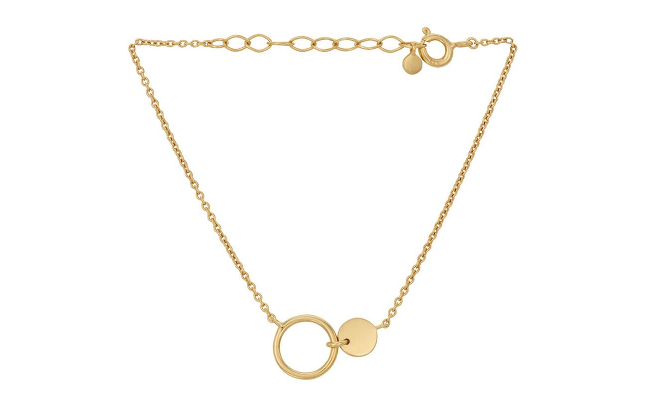 Pernille Corydon Eon Bracelet  Adj. 15-18 cm - GOLD PLATED