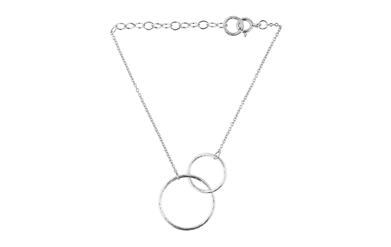 Pernille Corydon Double Plain Bracelet - SILVER
