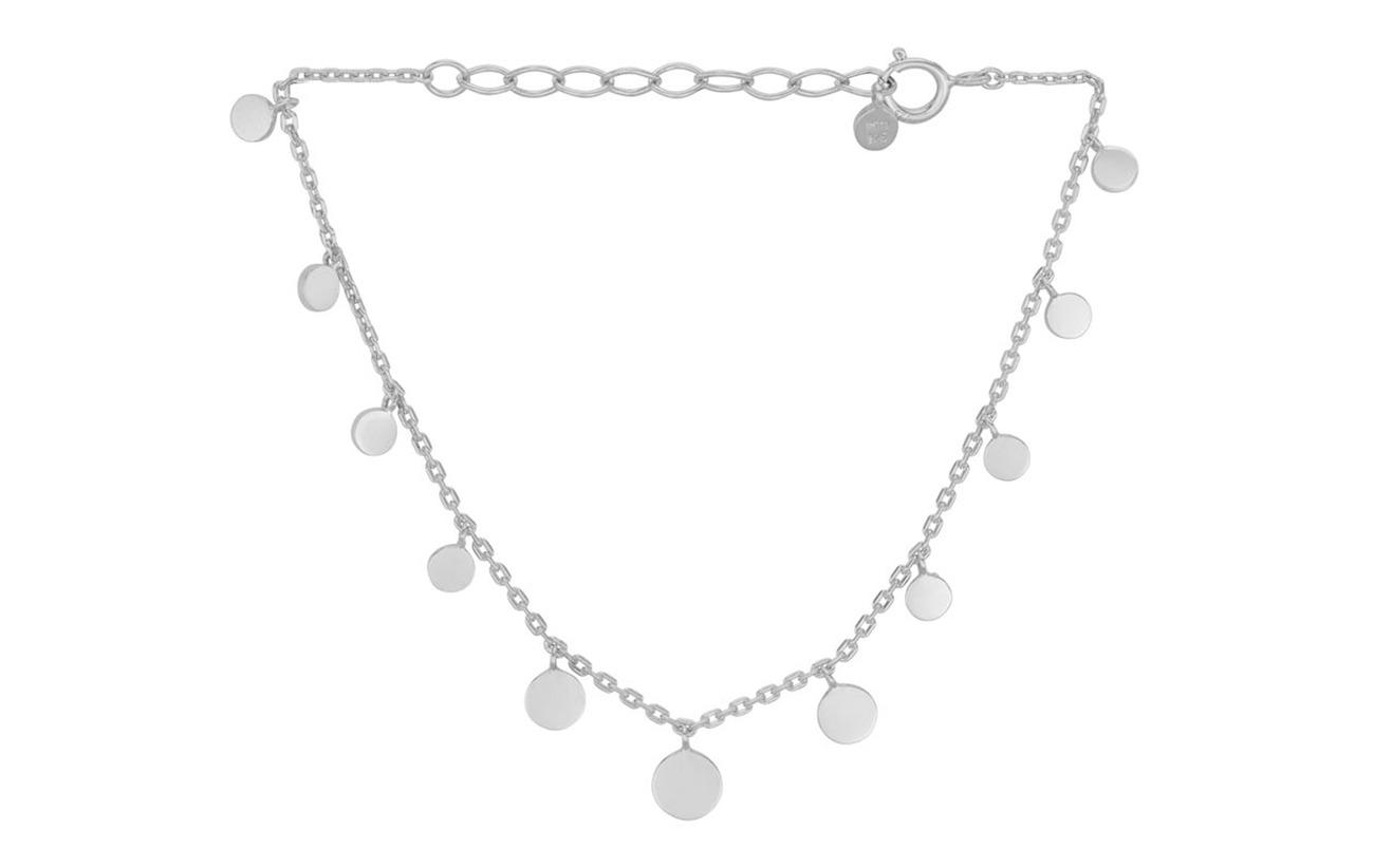 Pernille Corydon Sheen Bracelet Adj. 15-18 cm - SILVER
