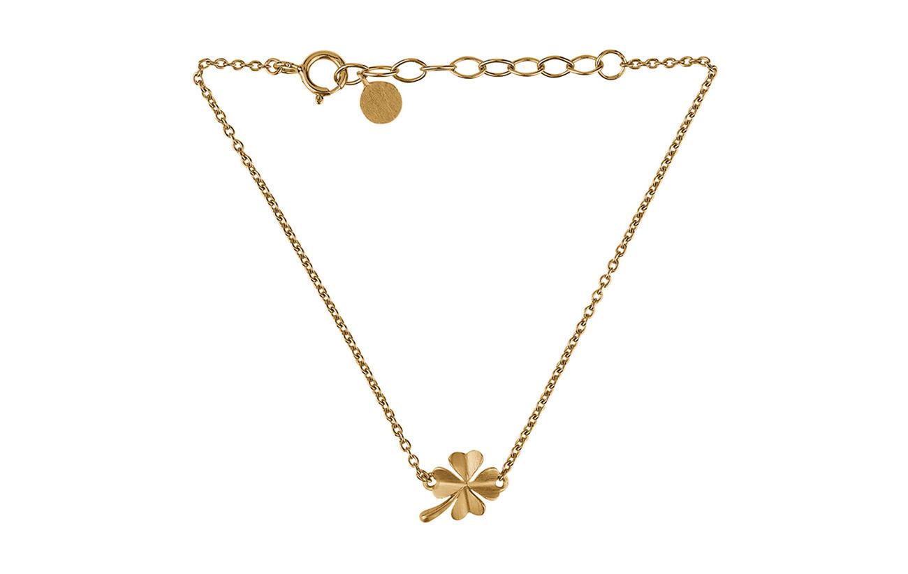 Pernille Corydon Clover Bracelet - GOLD PLATED