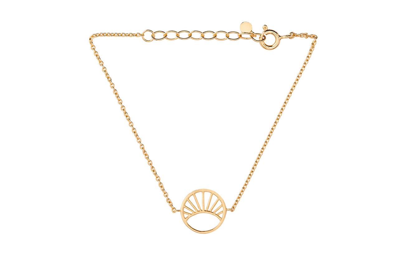 Pernille Corydon Daylight Bracelet Small Adj. - GOLD PLATED