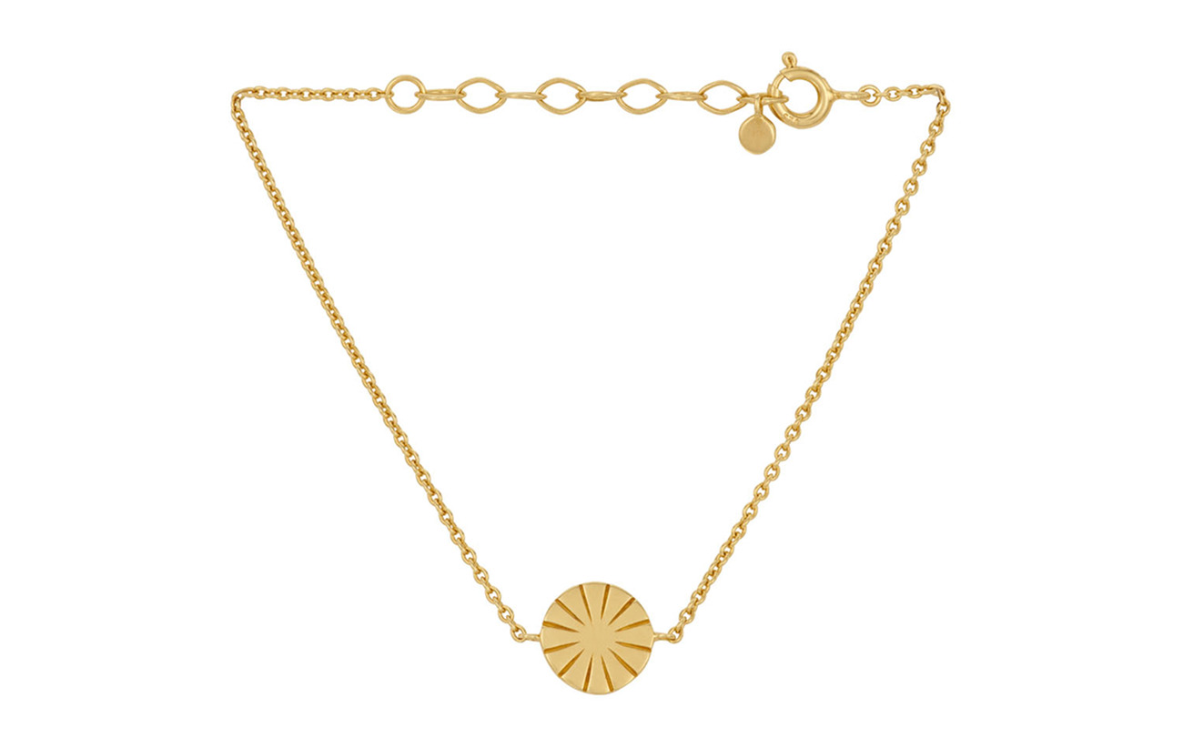Corydon Cmgold Bracelet Adj15 18 Era PlatedPernille N0ywmv8On