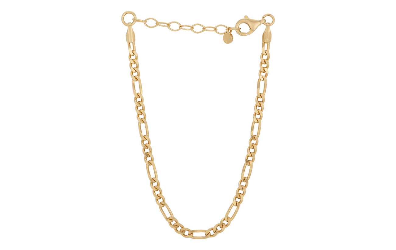 Pernille Corydon Ellen Bracelet  Adj. 15-18 cm - GOLD PLATED
