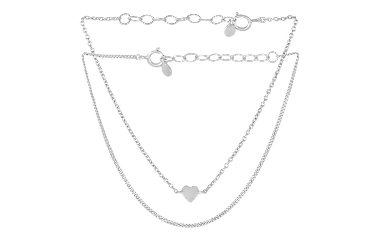 Pernille Corydon Moment Bracelets Box - 15-18 cm adjustable - SILVER