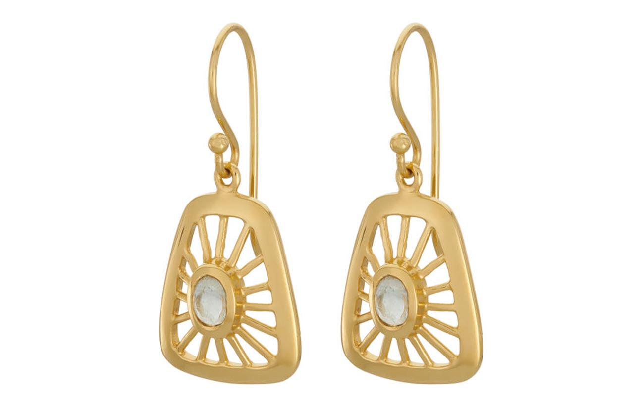Pernille Corydon Thilde Earrings - GOLD PLATED