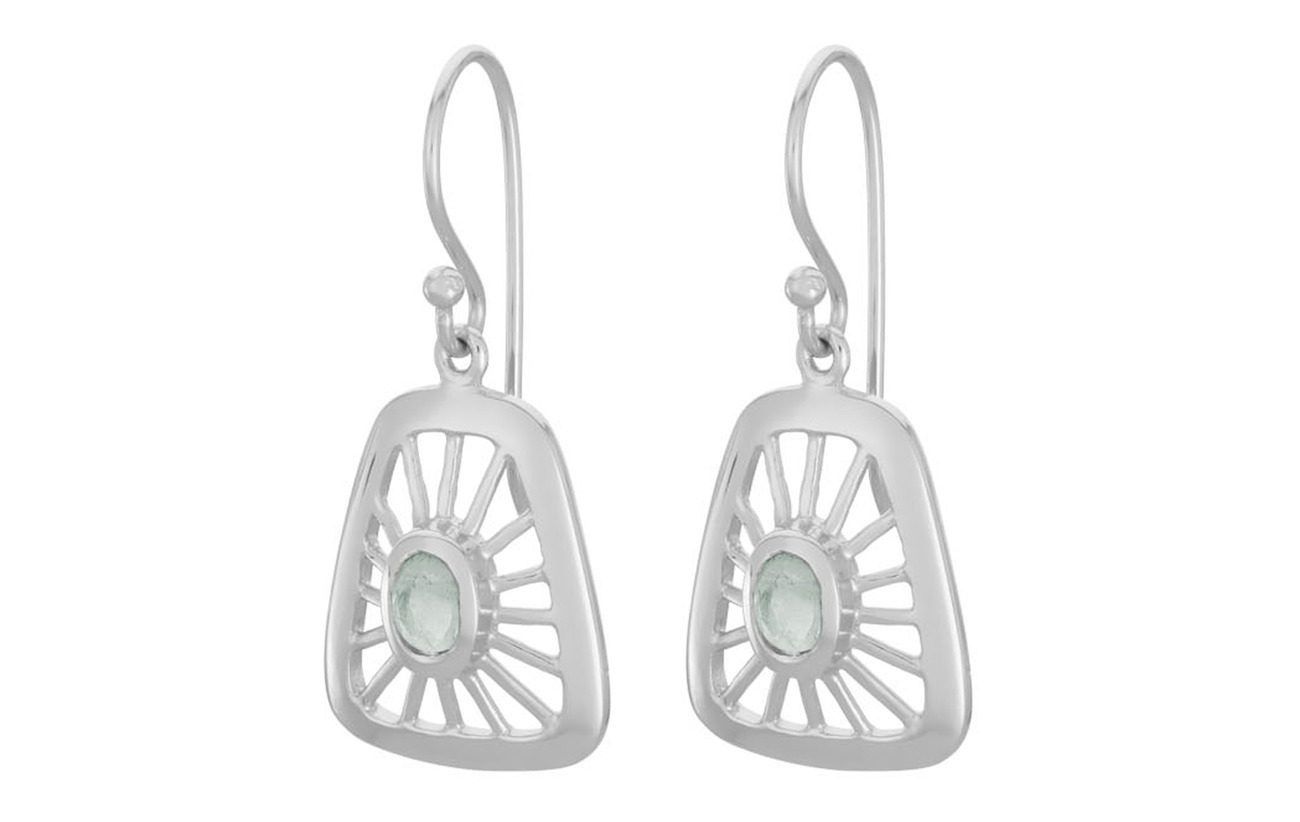 Pernille Corydon Thilde Earrings - SILVER